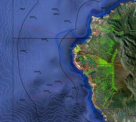 données cartographiques du Projet GIML